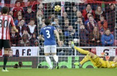 Sunderland pay the penalty as Baines strikes late to ensure a draw