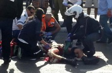 One killed in knife attack as unrest continues across Israel and West Bank