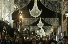 Christmas comes early: Elmo will be turning on the Grafton Street lights this week