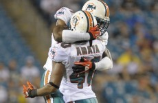 Miami Dolphins search for $50k earring