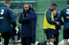 FAI back Roy Keane after 'incident' reported at Ireland team hotel