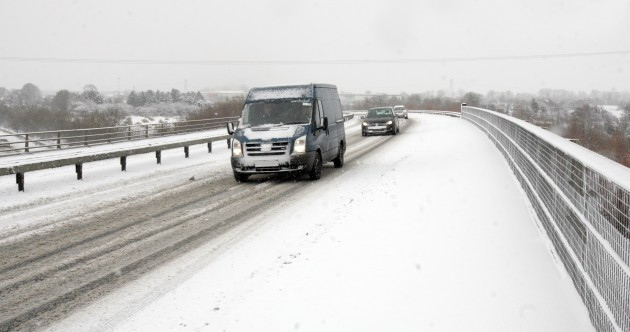Remember this? The NRA has 211,000 tonnes of salt ready to go this winter