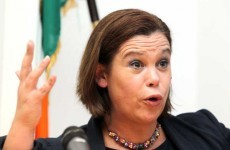 Poll: What do you make of Mary Lou McDonald's sit-in?