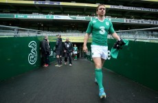 'I never thought I'd do what I'm going to do tomorrow' – Reddan confesses ahead of captaincy debut
