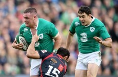 Ireland take their time putting Georgia to the sword