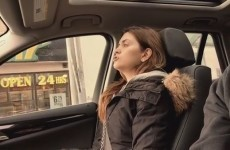 Husband secretly films wife rapping in the car, AKA the nightmare
