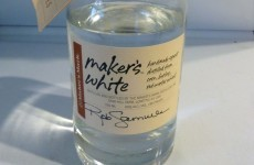 What's the story with white whiskey?