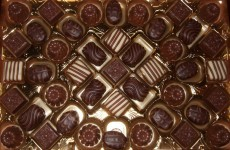 Is it OK to start the second layer of chocolates before finishing the first?