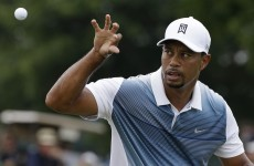 Tiger isn't happy with a top sports journalist who wrote a 'make-believe magazine Q-and-A' with him