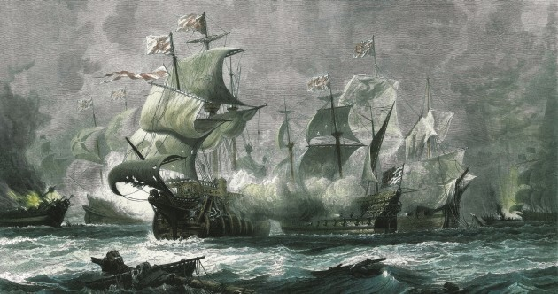 On this day 414 years ago, thousands of Spanish troops invaded Kinsale