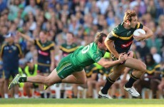 As it happened: Australia v Ireland, International Rules Test