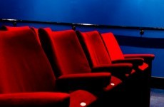 Would you buy an extra cinema ticket so strangers can't sit next to you? This guy does.