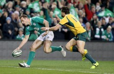 Player ratings: How Ireland's players performed against Australia