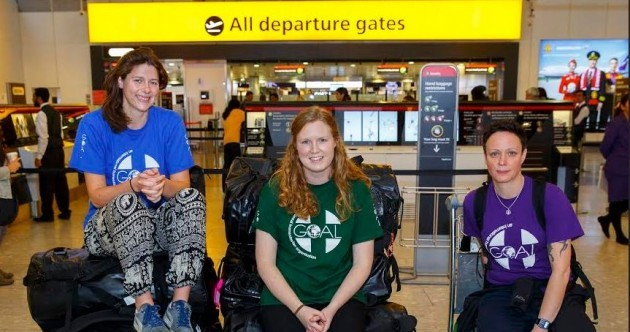 "These ""heroes"" will man the first Irish-run Ebola treatment centre in West Africa"