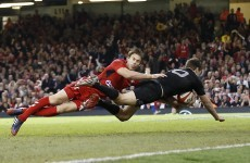 The final quarter played by the All Blacks against Wales should be shown to every player in the world