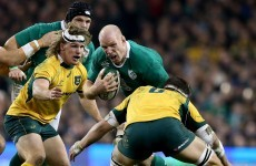 Schmidt's Ireland are a big threat going into the World Cup – Cheika