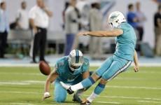 When rabonas go bad: The NFL edition