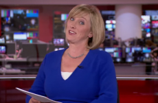 BBC newsreader tells viewers to 'pretend they haven't noticed' after camera cock up