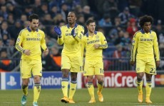 Chelsea ram 5 past Schalke to seal place in last 16