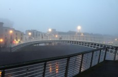 Foggy fog fog… Warning still in place for 11 counties