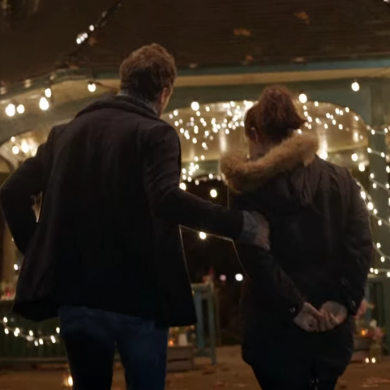A Tipperary couple are in the Stella Artois Christmas ad being wonderfully Irish