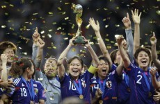 Watch: Heartbreak for USA as Japan win Women's World Cup for first time