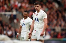 England axe Farrell for Australia clash, Cheika makes three changes