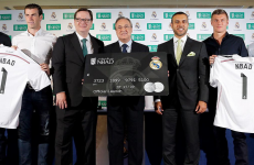Madrid cut cross from crest after deal with Abu Dhabi bank