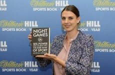 'Night Games' is the William Hill Sports Book of the Year