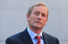 Enda Kenny promises to cut income tax… if he's re-elected