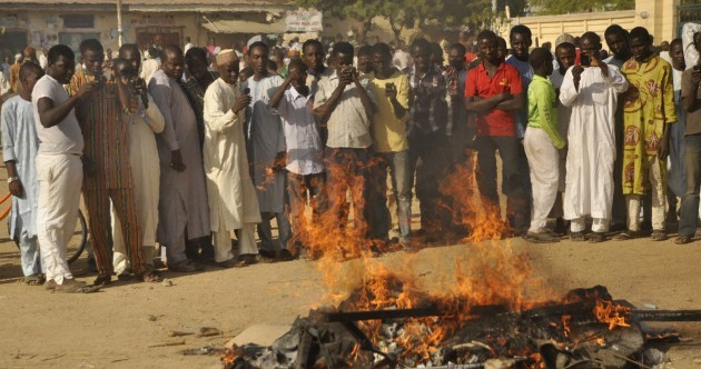 120 killed, hundreds more injured — as suicide bombers target Nigeria mosque