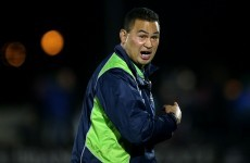 'We didn't talk much about tactics' – Lam on what was said to inspire Connacht's revival