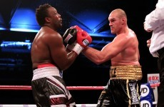 Tyson Fury sets up world title fight with Klitschko after seeing off Chisora