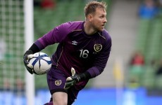 Ireland's Rob Elliot set for prolonged stint between the sticks at Newcastle