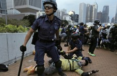 Remember the protests in Hong Kong? They're still going – and are more violent