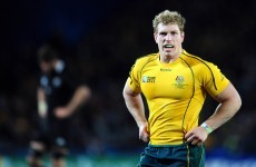 Former Australia captain Pocock arrested after chaining himself to a coal digger