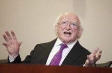 Here's why Michael D is heading to China next week