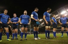 Leinster are still troubled by the ghost of Christmas past