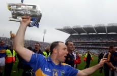 2010 All-Ireland winning captain Kelly announces his Tipperary retirement