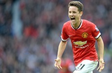Herrera happy to fill in for injured Di Maria ahead of Stoke clash