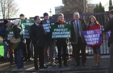 No resolution in sight for striking teachers