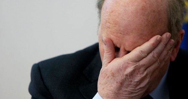 'We have made mistakes in the past' – Michael Noonan talks taxes