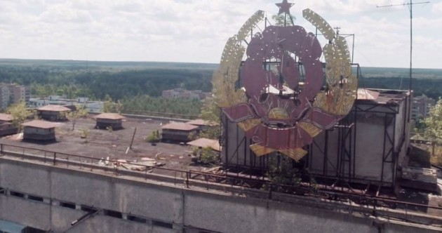 VIDEO: Drone captures haunting footage of Chernobyl ghost town