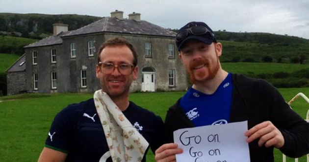 Joey Barton on hurling, Sheamus at Craggy Island and 36 more sporting tweets of the year
