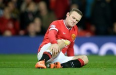 Rooney and Di Maria injuries 'not so serious' – Van Gaal