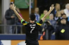 Here are the goals and assists which earned Robbie Keane MLS MVP