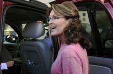 Man files lawsuit over 'GOPALIN' licence plate supporting Sarah Palin