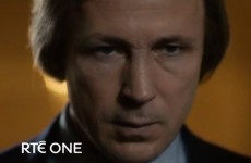 Check out the trailer for RTÉ's new Charlie Haughey drama