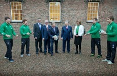 We'll Leave It There So: Ireland's World Cup bid, JJ calls time on career and all of today's sport