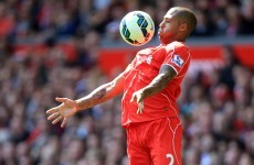 Roma keeping tabs on Liverpool's Glen Johnson with a view to making a move in January
